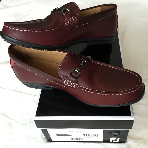 8609c709887 Footjoy shoes foot joy club casual golf poshmark jpg 580x580 Footjoy club  casual